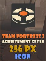 Team Fortress 2 Ach Style Icon by bfrheostat