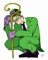 Riddler II by Joker-s-Wild