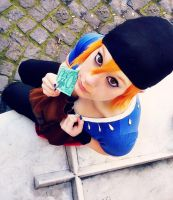 Nami Cosplay - First Episode , One Piece by NamiTheQueen13