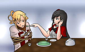 Teatime Torture by ABShii