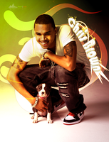 Chris Brown '- by Odst