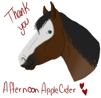 Thanks! by Rising-High-Ranch