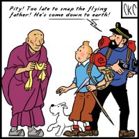 TAC - 18 - Tintin in Tibet by Inonibird