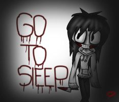 jeff the killer by Love-Finds-Adventure