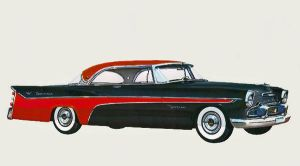 age of chrome and fins : 1956 DeSoto by Peterhoff3