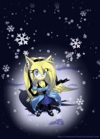 .Let it Snow. by Amarena-Berry