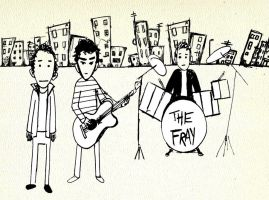 The fray by mahinaz
