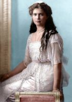 Grand Duchess Maria by klimbims