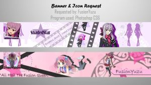 Anime Youtube banner request by xMissEllax