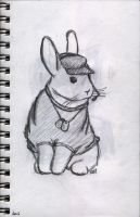 """Day 77 - """"Scout"""" by heybass"""