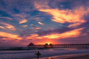 Surf City USA by JJohnsonPhotography