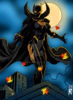 Black Pantha 1a by Teri-Minx