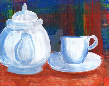 TEATIME ACRYLIC 3 by SCT-GRAPHICS