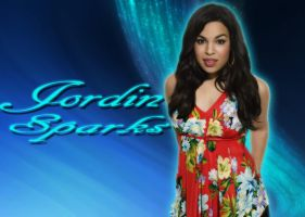 Jordin Sparks the star by killa41