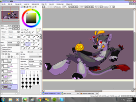 GRIMx CONTEST ENTRY PART 2 WIP by grotesqueGuts