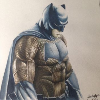 Batman by bjorn927