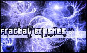 Fractal Brushes by anodyne-stock