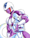Lizard brother by frieza-love