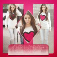 Photopack 1083: Cher Lloyd by PerfectPhotopacksHQ