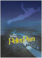 Peter Pan poster by peachpocket285