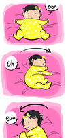 The Misadventures of Baby Mango by Colours07