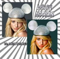 Ashley ACTION by JonasFan93