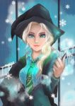 [Harry Potter] Elsa the Witch by NaNinna