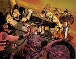 Fury Road for MAD MAX tribute book. by greenestreet