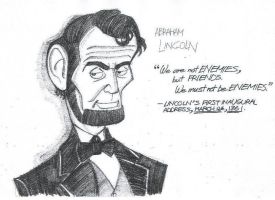 Abraham Lincoln??? 002 by BDTXIII