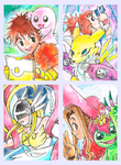 ATC: Digimon by Fenrion