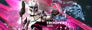 'Sexy' Storm Trooper by Renegdr