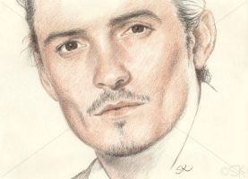 Orlando Bloom by Susie-K
