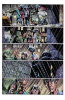Spiderman 3 page by Extreme74