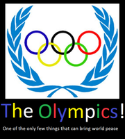 The Olympics by DarkVampirequeen9