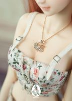 Bjd necklace by Angell-studio