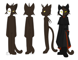 Arbitrator Gloaming ref 2014 by SmilehKitteh