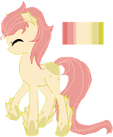 Pony Adopt #6 [CLOSED] by cottoncandy-fluff