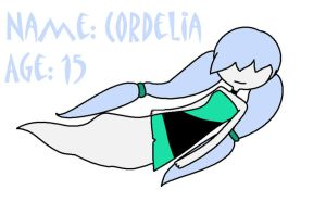 Cordelia the adopted by Ask-Daisy-The-Hybrid