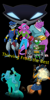 Thieving From the Best by AquaMarie1995