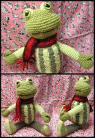 Mr Froggy by andricongirl