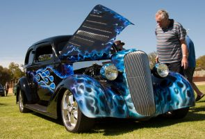 1 Hot Rod by RaynePhotography