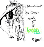 Thank You, Guys by ScientificRomance