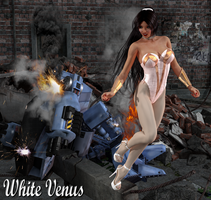 The New White Venus by ladytania