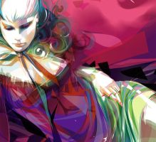Sedna face by LimKis