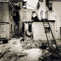 Baltimore Alley 01 by perry