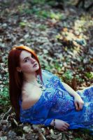 in love with mother Earth XI by mithni