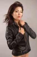 Leather Coat by dsa157