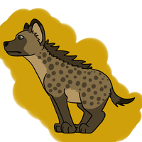 Hyena Adopt 11 CLOSED by The-Smile-Giver