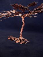 Wire Tree - Autumn 01 by clarafication