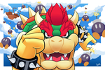 Bowser by ChicaG